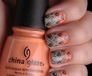 nail lacquer and nail art image