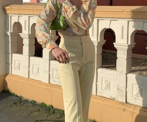 button up shirt, everyday look, and fashion style mode image