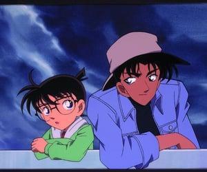 anime, conan, and friendship image