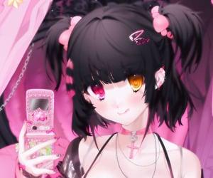 alt, égirl, and anime image