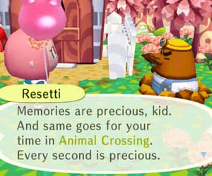 city folk, resetti, and animal crossing image
