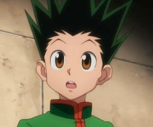 gon freeccs, anime, and hunter x hunter image