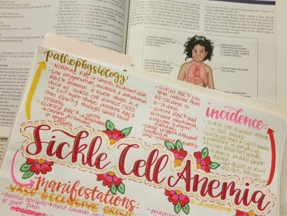 article, sickle cell, and black history month image