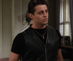 chandler bing, icon, and joey tribbiani image
