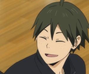 haikyuu, yamaguchi tadashi, and anime image
