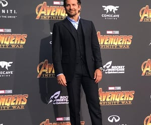 Marvel, bradley cooper, and guardians of the galaxy image