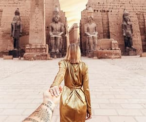 egypt, travel, and followmeto image