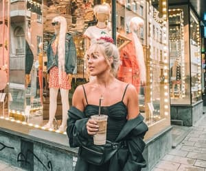 black, sweden, and blonde image
