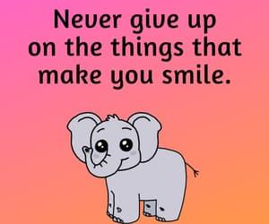 elephant, smile, and wisdom image