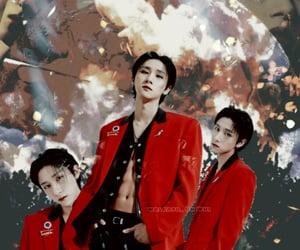 aesthetic, k-pop, and minhyuk image