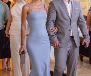 classy, couple, and dress image