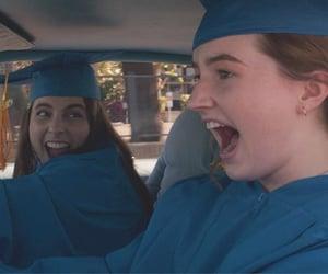 film, kaitlyn dever, and beanie feldstein image