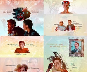 aesthetic, Marvel, and ned leeds image