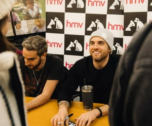 all time low, fan, and jack barakat image
