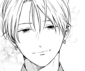 anime, handsome, and manga image