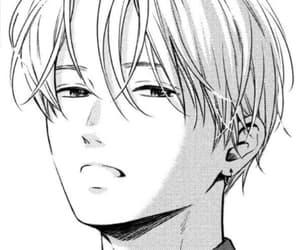manga cute, anime, and handsome image