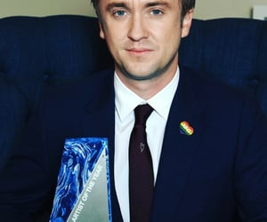 actor, beautiful, and tom felton image
