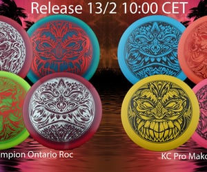 golf disc and disc golf discs image