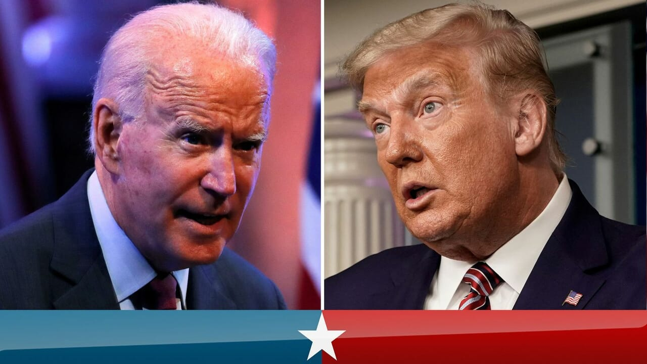 article, biden, and trump's gift to biden image