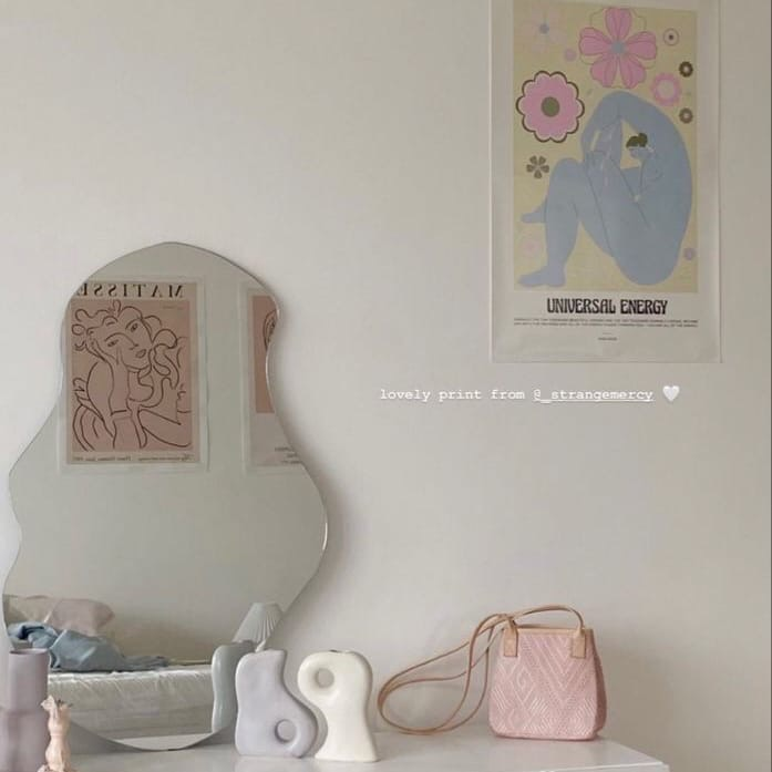 light, pastel, and room image