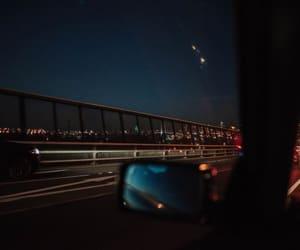adventure, car, and night image