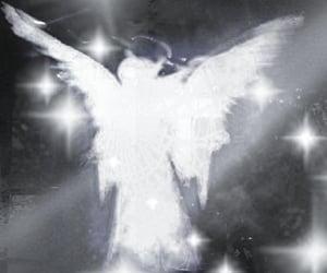 aesthetic, demon, and angel image