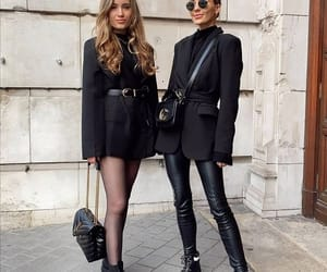 fashion, outfit of the day, and ootd image