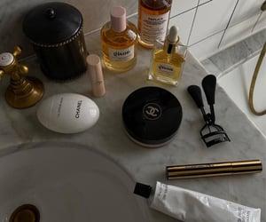 beauty, makeup, and Armani image
