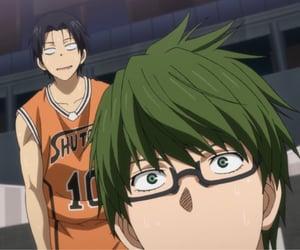 anime, knb, and kuroko's basketball image