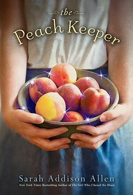 article, author, and the peach keeper image