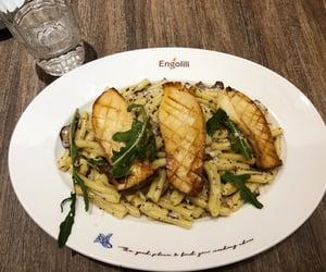 foodie, pasta, and spaghetti image