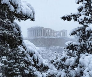 Athens, Greece, and magic image