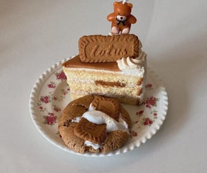 biscuit, cake, and dessert image
