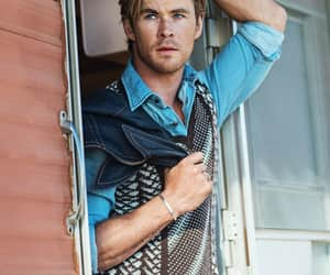 Avengers, thor, and chris hemsworth image