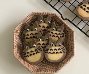 Cookies, ghibli, and totoro image