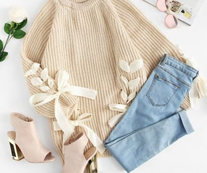 girly and outfit image
