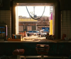 abandoned, clutter, and run-down image