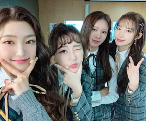 girl group, hyewon, and playm entertainment image