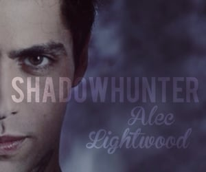 wallpapers, alec lightwood, and shadowhunters image
