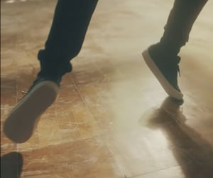 dance, feet, and music video image