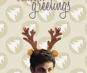 christmas, wallpapers, and alec lightwood image