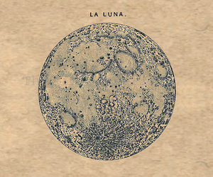 *, foto, and luna image