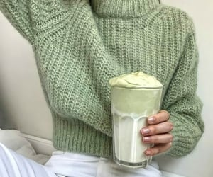 aesthetic, olive, and soft image