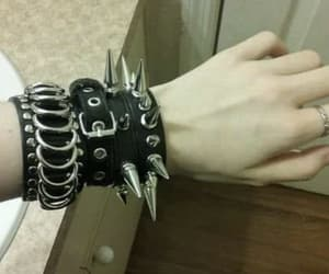 goth, grunge, and cybergoth image
