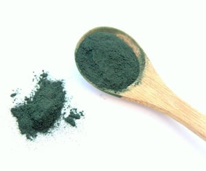 article, healthy, and spirulina image