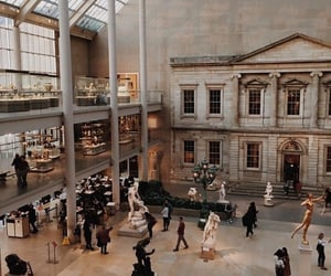 museum, aesthetic, and tumblr image