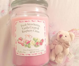 candle, cute, and teddy image