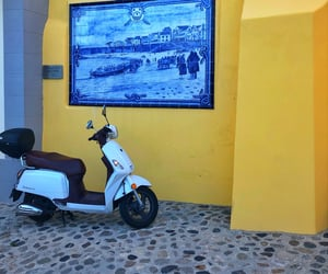 travel, portugal, and yellow image