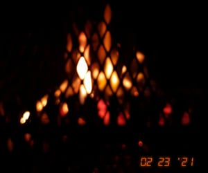 fire, quotes, and warmth image