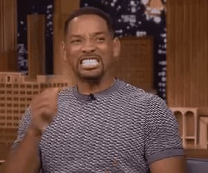 gif, reaction, and will smith image